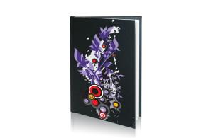 A4-Portrett-Kull-X-book-Flower Transfer innbinding http://www.unibind.no