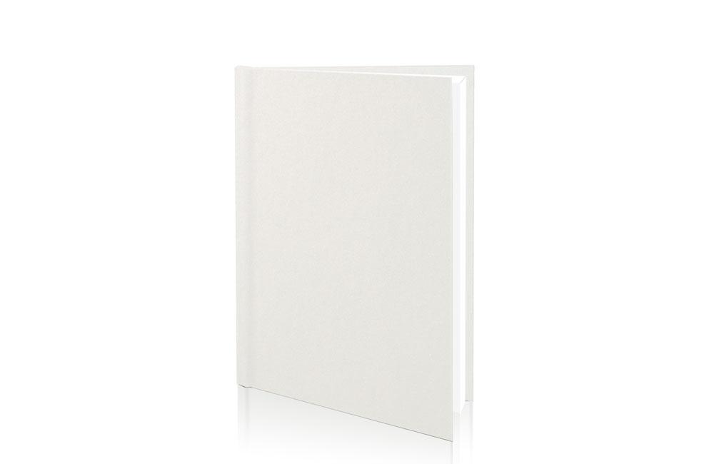 A4-Portrett-Perle-Hvit-X-book innbinding http://www.unibind.no