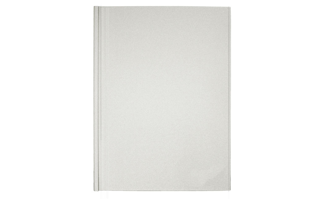 A4-Sølv-UniHardCover innbinding http://www.unibind.no