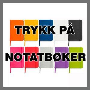 Notatbok Med Trykk