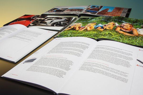 Blogg-dokumentinnbinding